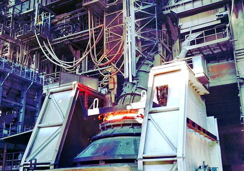 PJSC ArcelorMittal Kryvyi Rih directed over UAH 450 mln for reconstruction of Converter No.4 of Converter Shop