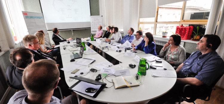 Перша офіційна зустріч з питань розробки Національної стратегії промислової політики для України