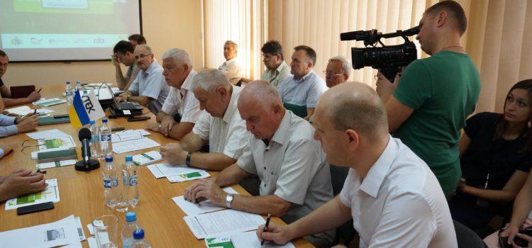 "Pavlohrad enterprises enter the regional platform of the Ukrainian-German project ""Green Solutionsˮ"