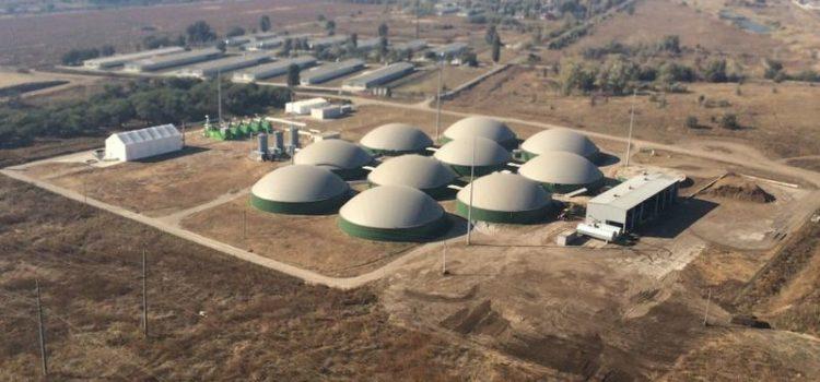"""ПрАТ """"Оріль-Лідер"""" збудувало першу на Дніпропетровщині  станцію з переробки відходів у біогаз"""